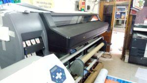 flex printing shop